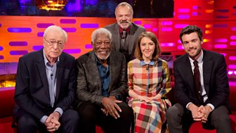 The Graham Norton Show - Series 21: Episode 1