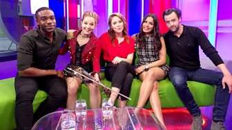 The One Show - 07/04/2017