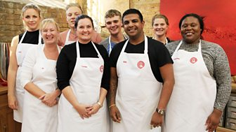 Masterchef - Series 13: Episode 8