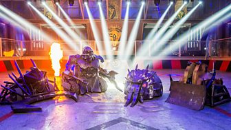 Robot Wars - Series 9: Episode 6