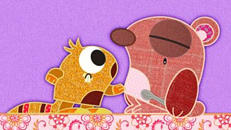 Patchwork Pals - 19. Bear