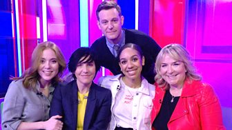 The One Show - 12/04/2017