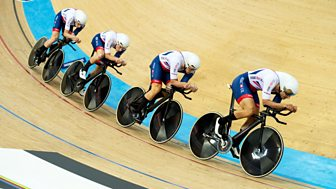 World Track Cycling Championships - 2017: Day 1