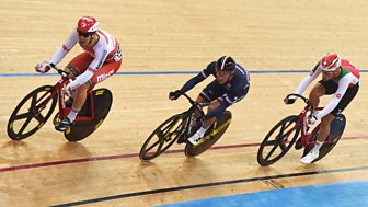 World Track Cycling Championships - 2017: Day 2