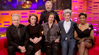 The Graham Norton Show - Series 21: Episode 2