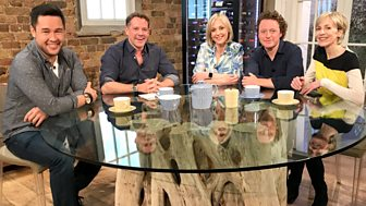 Saturday Kitchen - 15/04/2017
