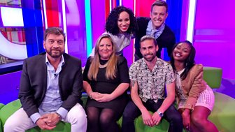 The One Show - 18/04/2017