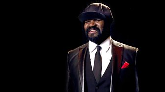 At Home With Gregory Porter