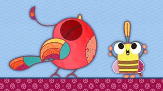 Patchwork Pals - 24. Bird