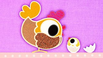 Patchwork Pals - 26. Egg