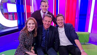 The One Show - 19/04/2017