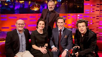 The Graham Norton Show - Series 21: Episode 3