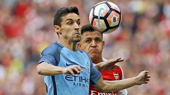 Fa Cup - 2016/17: Semi-final Highlights: Arsenal V Manchester City