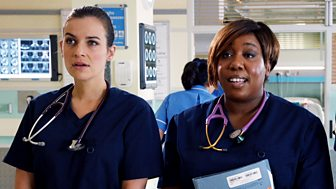 Holby City - Series 19: 30. Gold Star