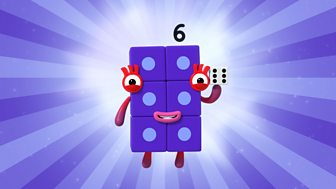 Numberblocks - Series 1: Six