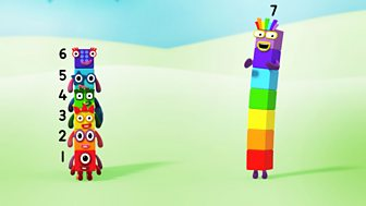 Numberblocks - Series 1: Seven