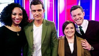 The One Show - 26/04/2017