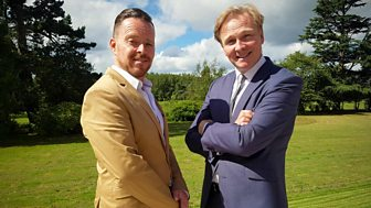 Put Your Money Where Your Mouth Is - Series 14: 2. Paul Hayes V John Cameron - Foreign Antiques Market