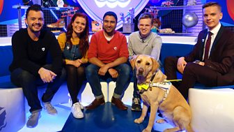 Blue Peter - Magic, Marathons And More Mania