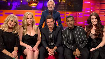 The Graham Norton Show - Series 21: Episode 4