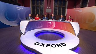 Question Time - 27/04/2017