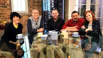Saturday Kitchen - 29/04/2017