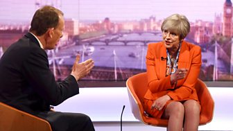 The Andrew Marr Show - 30/04/2017