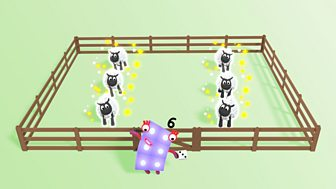 Numberblocks - Series 1: Counting Sheep