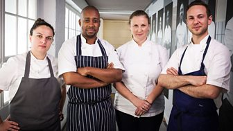 Great British Menu - Series 12: 4. London And South East Dessert