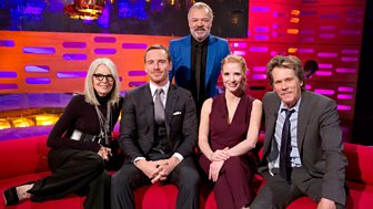 The Graham Norton Show - Series 21: 13. Compilation Show