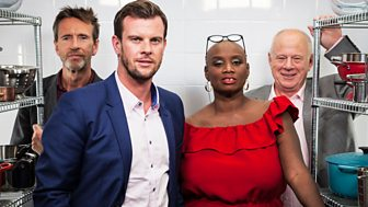 Great British Menu - Series 12: 5. London And South East Judging