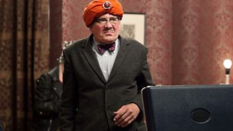 Count Arthur Strong - Series 3: 1. Count Arthur's House Of Horrors