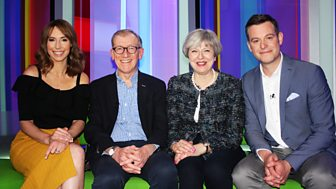 The One Show - 09/05/2017