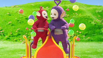 Teletubbies - Series 2: 18. Up Down, Down Up