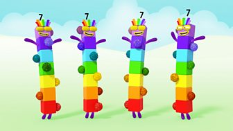 Numberblocks - Series 1: Fluffies