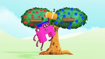 Numberblocks - Series 1: The Two Tree