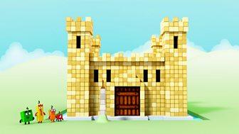 Numberblocks - Series 1: Numberblock Castle