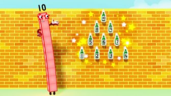 Numberblocks - Series 1: Ten Green Bottles