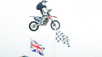 Officially Amazing - Goes Bunkers: 1. Motorbikes, Hula Hoops, Biscuit Stacks