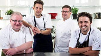 Great British Menu - Series 12: 14. North West Dessert
