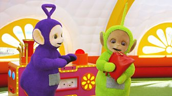 Teletubbies - Series 2: 21. Give It Back