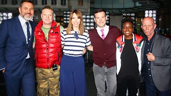The One Show - 17/05/2017