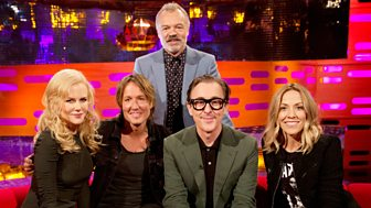 The Graham Norton Show - Series 21: Episode 7
