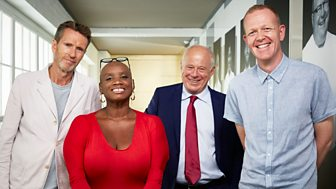 Great British Menu - Series 12: 25. Scotland Judging