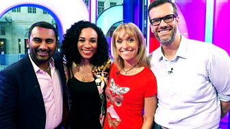 The One Show - 25/05/2017