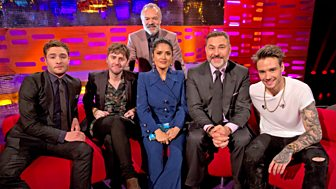 The Graham Norton Show - Series 21: Episode 8