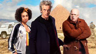 Doctor Who - Series 10: 7. The Pyramid At The End Of The World