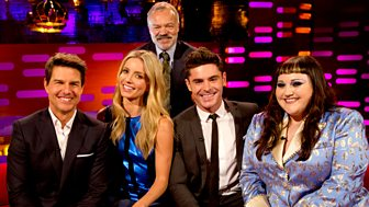 The Graham Norton Show - Series 21: Episode 9