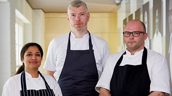 Great British Menu - Series 12: 24. Scotland Dessert