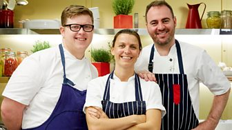 Great British Menu - Series 12: 34. Central Dessert